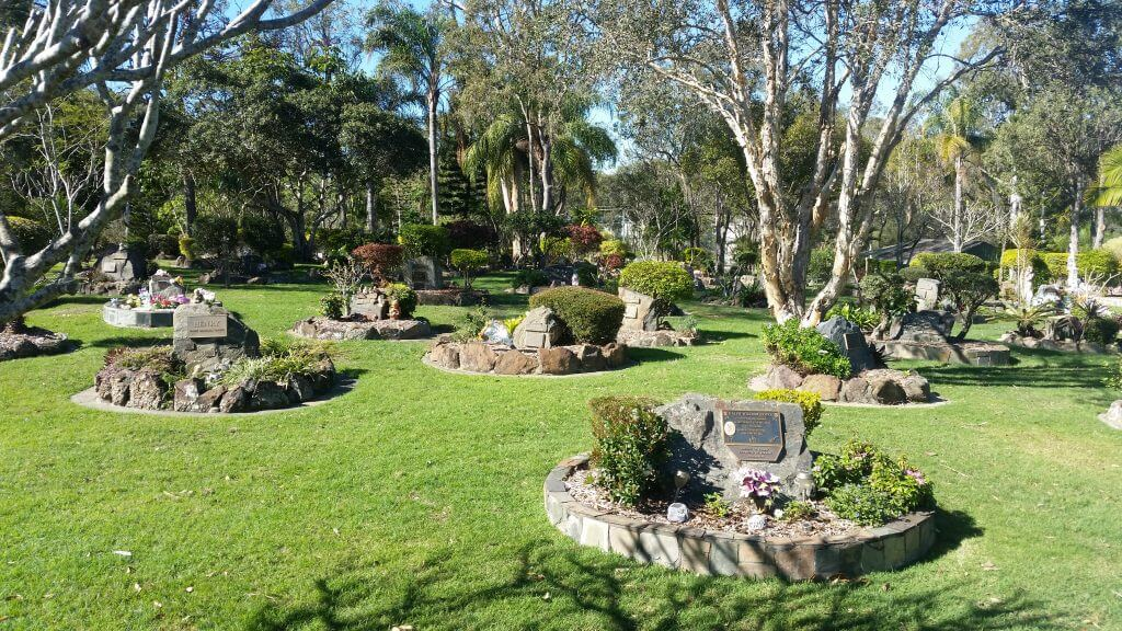 Gold coast memorial site - logan funeral home - memorial gardens