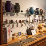 urns and cremation keepsakes