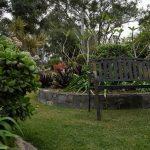 close up chair - outdoor memorial gardens