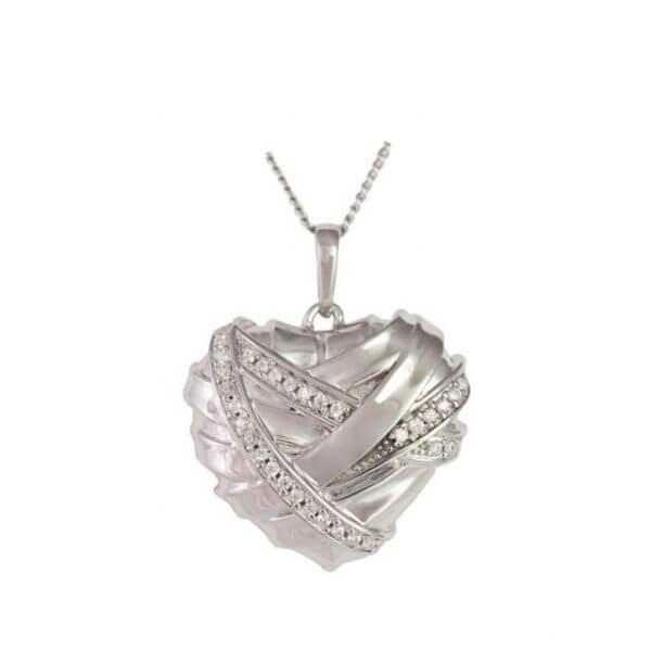 Healing Heart Keepsake Pendant