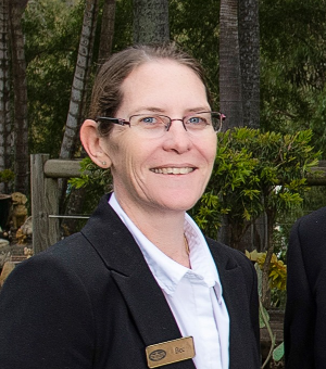 Bec funeral director at eco memorial park