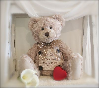 Teddy Bear Urns and Bereavement Bears