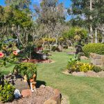 Family memorial gardens at Eco Memorial Park