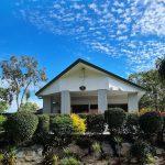 crematorium and chapel in Logan