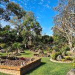 outdoor funeral & memorial gardens