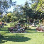 Brisbane Cemetery - memorial garden - logan memorial site