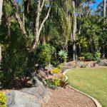 Rockery gardens memorial park