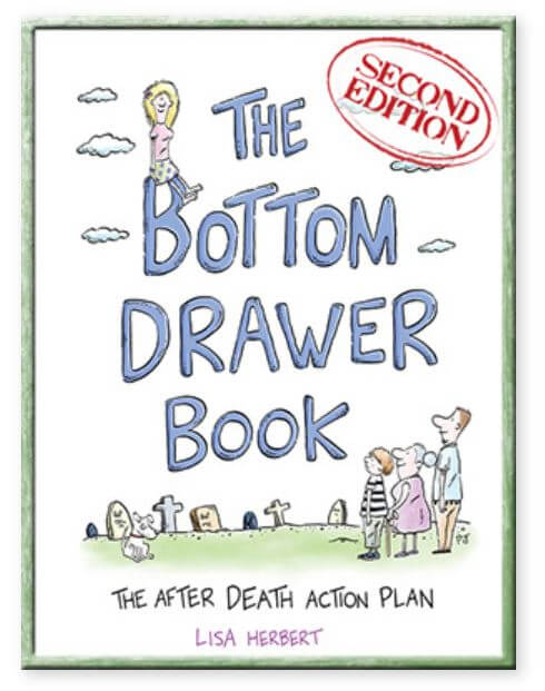 The Bottom Draw Book - funeral planning - Funeral home Logan