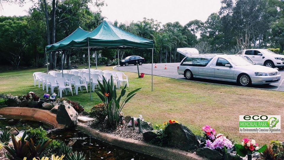 Outdoor Funeral Services Brisbane