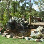 bridge over river - funeral home - memorial site gold coast