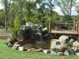 bridge over river - funeral home - memorial site gold coast